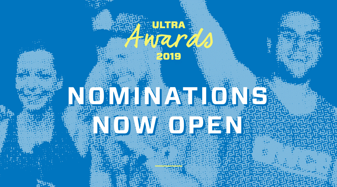 Ultra Awards nominations are now open