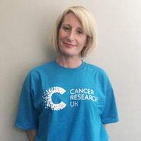 Emma Hallas Cancer Research UK staff