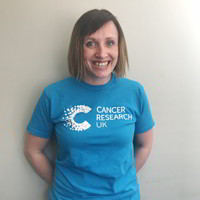 Katie Martin Cancer Research UK staff